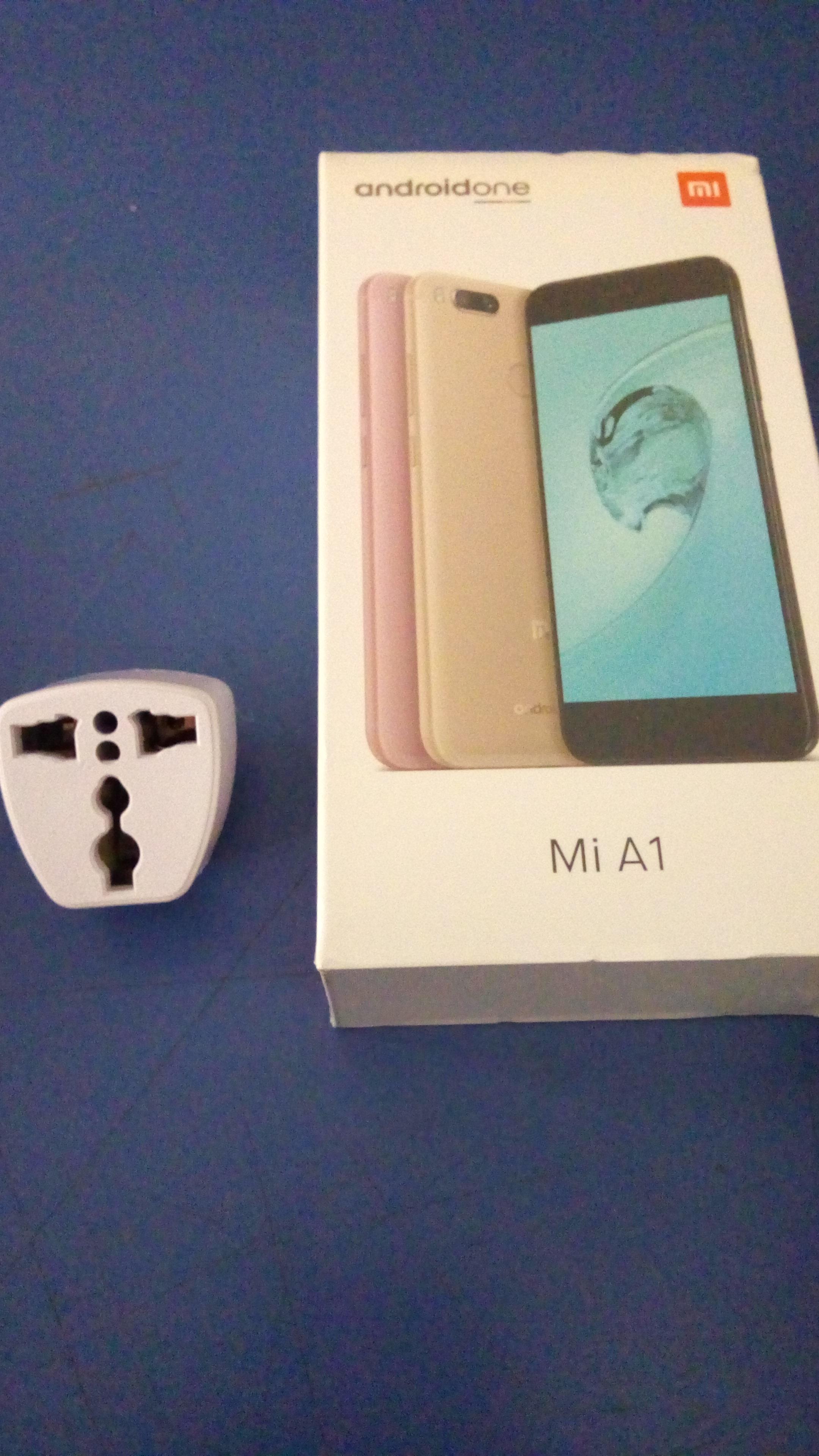 "line Shop Global Version Xiaomi Mi A1 MiA1 Android 8 0 Mobile Phone 4GB 64GB Snapdragon 625 Octa Core 5 5"" 1080P Dual Camera 12 0MP FCC CE"