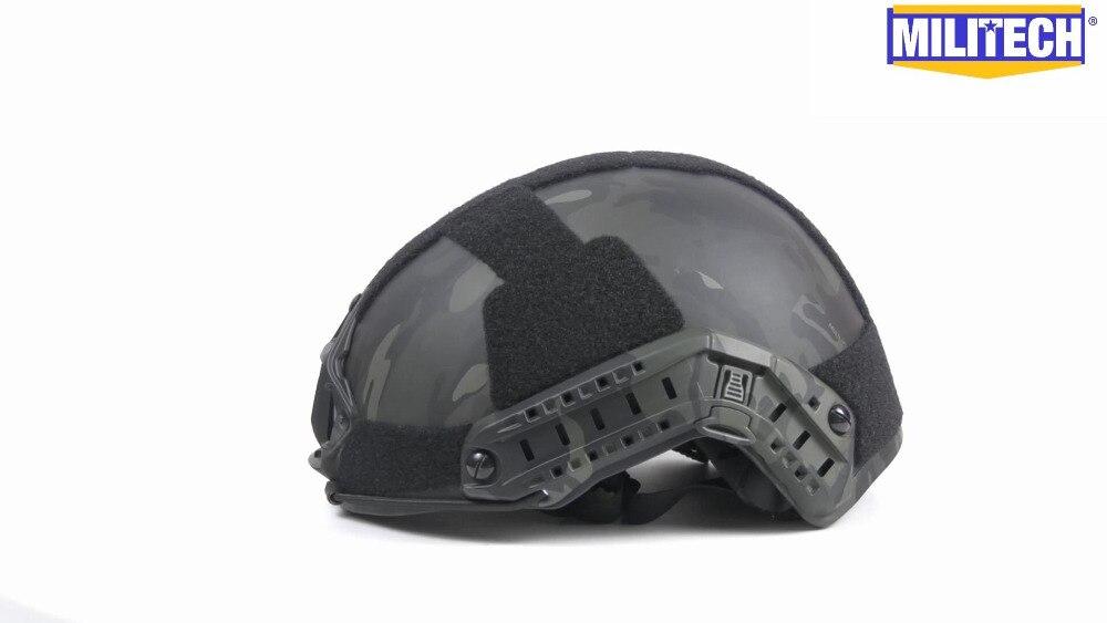 Unparteiisch Militech Multicam Schwarz Camo Stapel Bauen Deluxe Liner High Cut Helm Kommerziellen Video Gutes Renommee Auf Der Ganzen Welt Schutzhelm Sicherheit & Schutz