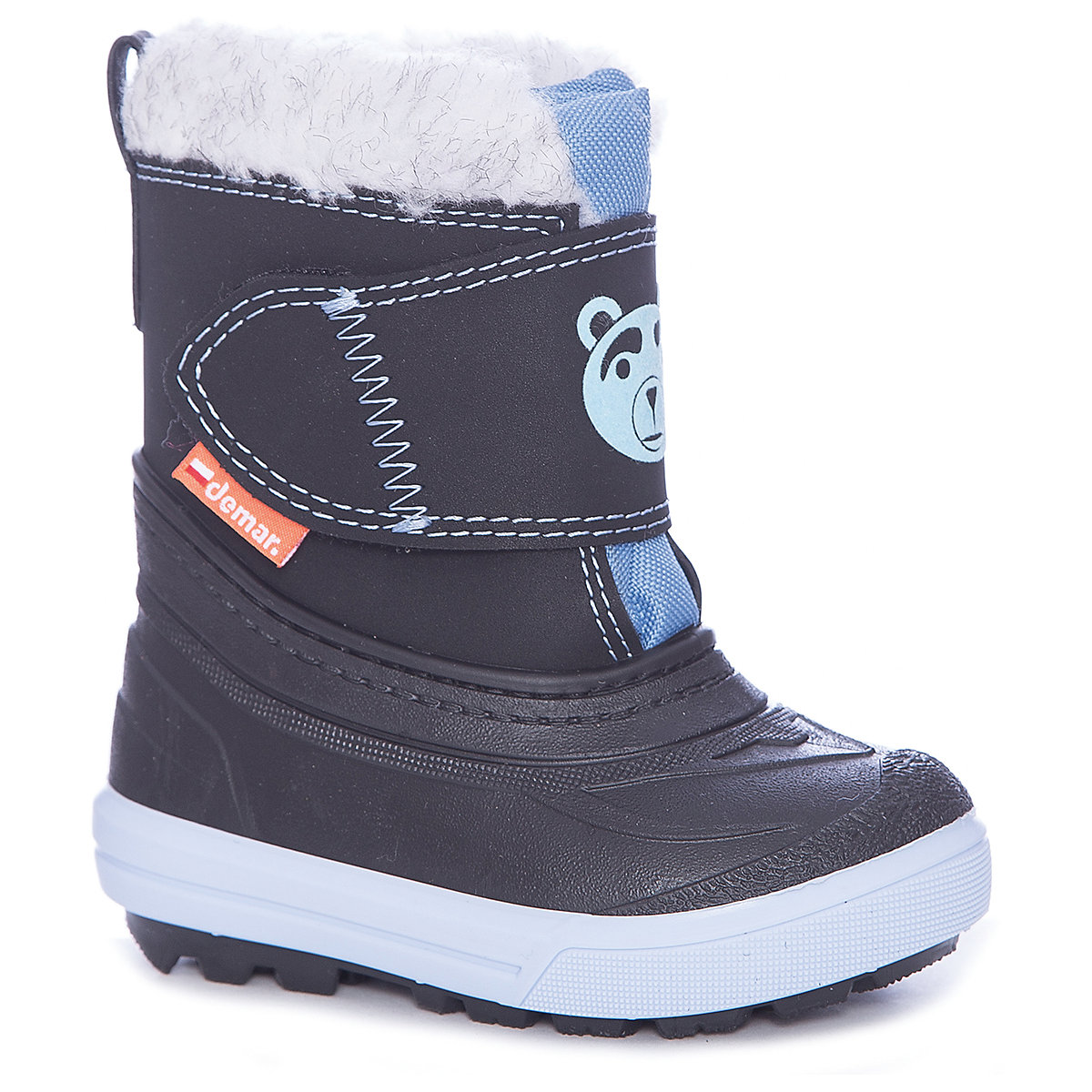 Boots Demar For Boys 7134868 Valenki Uggi Winter Baby Kids Children Shoes MTpromo