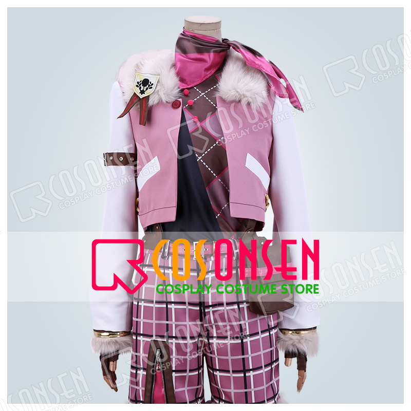 Ensemble Stars Nito Nazuna Scout! Autumn Forest COSPLAYONSEN Cosplay Costume Full Set