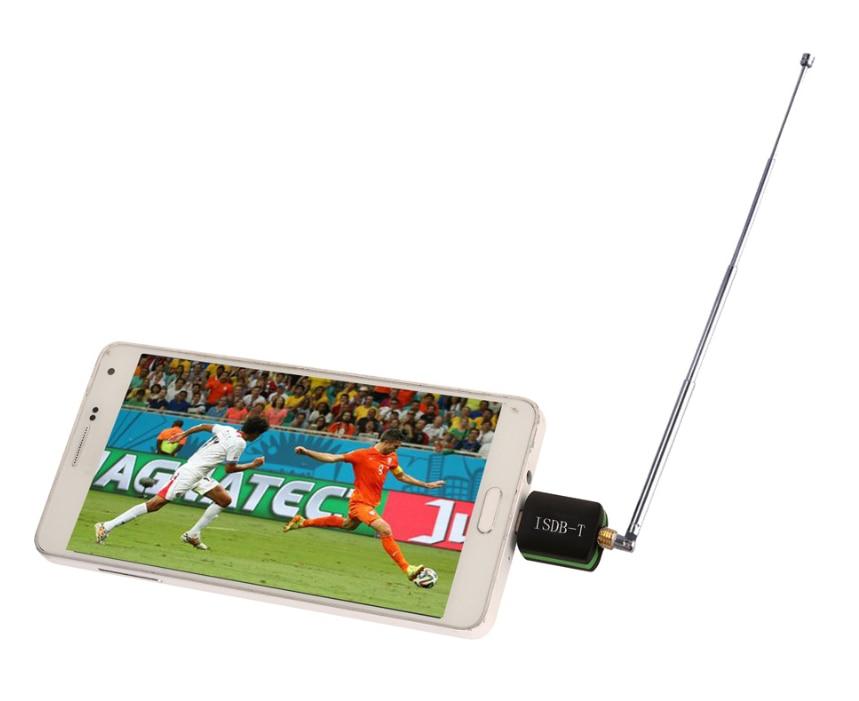 ISDB-T USB TV stick tuner