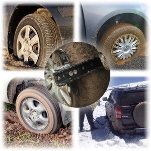 Image 3 - Ezunstamped neumático antideslizante RWD/AWD/4x4 SUV, camiones, Pickup EZ D02LX, arena, nieve, hielo, mejor que la estera de tracción, cadenas de neumáticos