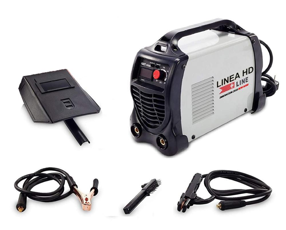 WELDER INVERTER 300A IGBT-N300 WITH Items Accessories GROUP TEAM WELDING 300 AMPS