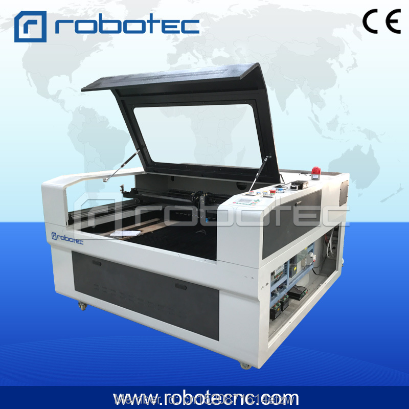 Robotec 1390 3d laser engraving machine for glass/crystal/ancylic high quality photo 2d 3d crystal mugs ring shoe design laser engraving machine price for portrait printing