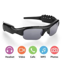 Sunglasses Camcorder Digital Video Recorder Camera DV DVR Recorder Support TF card For Driving Outdoor Sports glasses camera цена