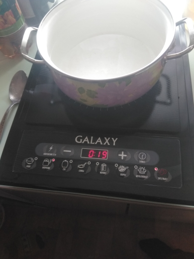 Electric cooker Galaxy GL 3054