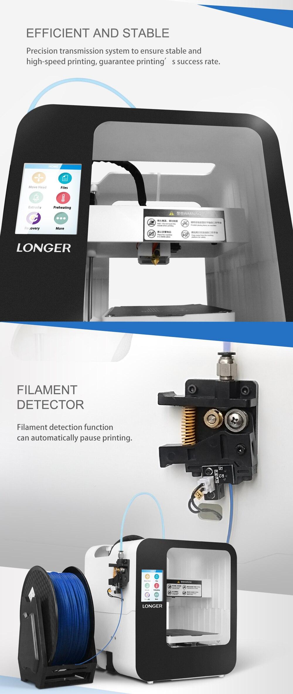 Alt Longer3D Cube2.0 FDM 3D printer-4