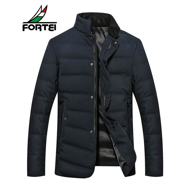 Aliexpress.com : Buy FORTEI Casual Ultralight Mens Duck Down ...