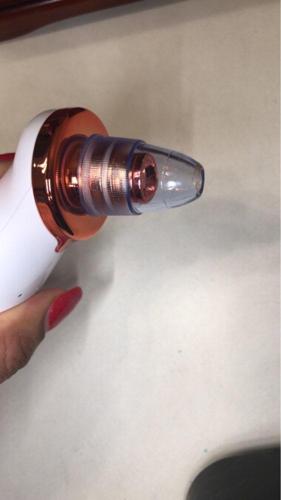 Blackhead Remover Skin Care Pore Vacuum Acne Pimple Removal Vacuum Suction Tool Facial Diamond Dermabrasion Machine Face Clean