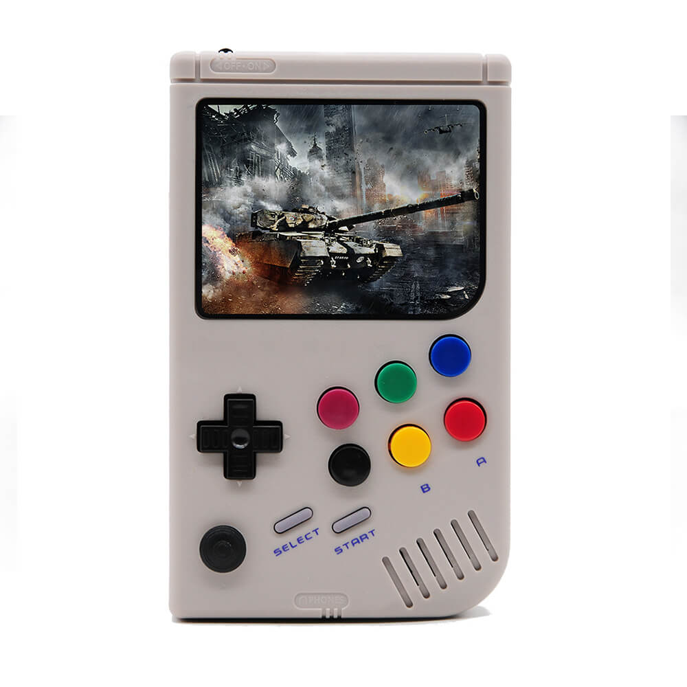 3 5 inch LCL Pi Handheld Arcade Retro Video Game Console For Game Boy Console Raspberry