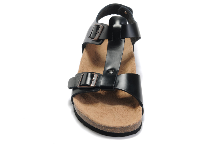 2018 New Arrival BIRKENSTOCK high quality Beach Slides Summer Flat - Men's Shoes - Photo 4