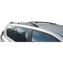 Рейлинги продольные для(черные) для Toyota Land Cruiser Prado 150 Zaliv ZalivFJ150b