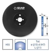 IZAR 75582-Erdbeere kreissäge HSS tronzado antigrip dentado-bw 275X 2 50 x32 z110