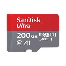 Карта памяти SanDisk SDSQUAR-200G-GN6MA
