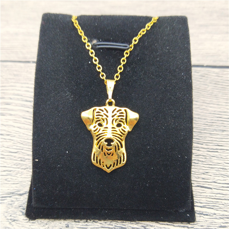 New Jack Russell Terrier Necklace Trendy Style Jack Russell Terrier Pendant Necklace Women Fashion Pet Dog Jewellery