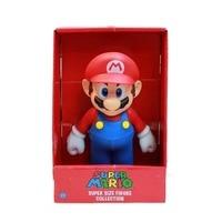 23cm 4 Styles Super Mario Bros Luigi Mario Yoshi PVC Action Figures Collection Toy Doll 9