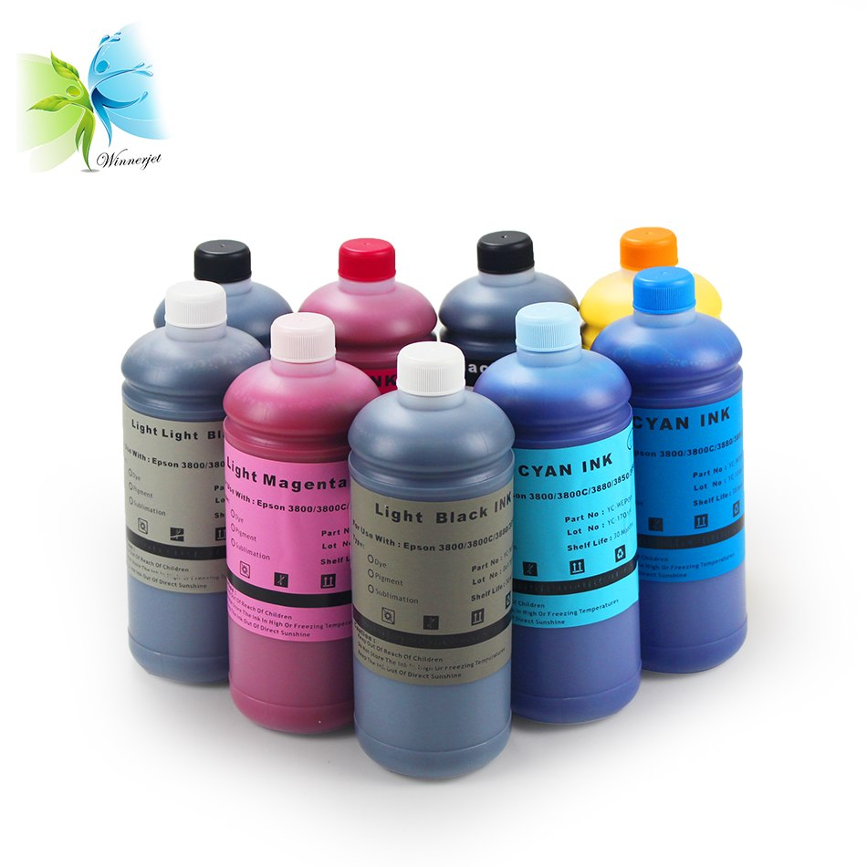 1000ML-For-Epson-Stylus-Pro-3800-3880-Ultra-Chrome-K3-Pigment-Ink-9-color