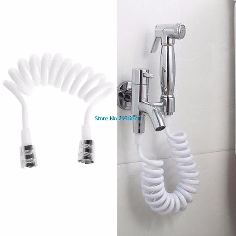Tuyau de Douche Flexible Pour la Plomberie D'eau Pulvérisateur de Bidet De Toilette Ligne Téléphonique MY10_35