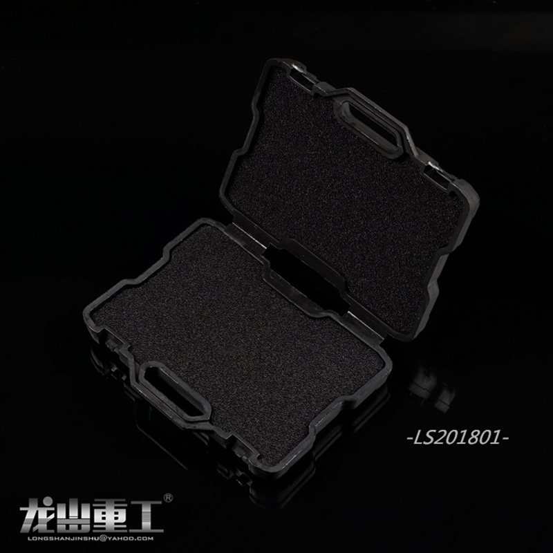 ZYTOYS ZY2006 Weapon Box Black Box for 1//6 Scale Action Figure Scene Accessories