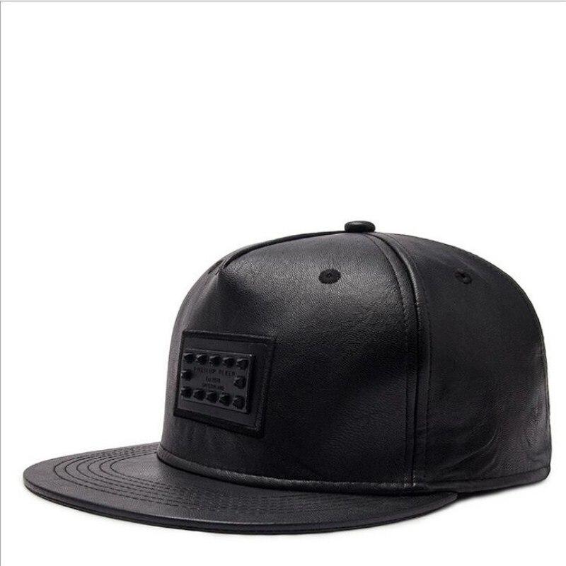 Dollar Symbol Hip Hop Hat Snake Skin Pattern Alloy Dollar Symbol Unisex Hip Hop Hat Fashion Pu Leather Hip Hop Hat For Women Man Elegant Shape Men's Hip Hop Caps Apparel Accessories