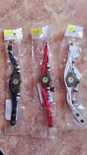 Retro Braided Bracelet Watch photo review