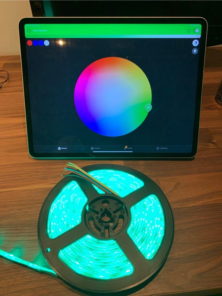 Controladores RGB Gledopto Dc12-24v Metros