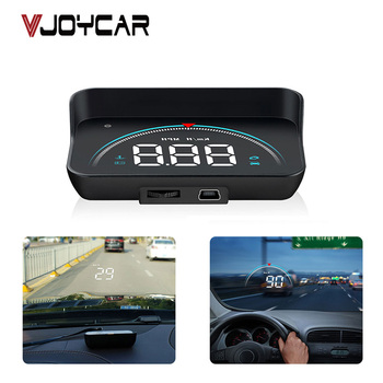 2020 New Car Electronics OBD2 Display Car Hud Headup Display GPS Speed OBD Gauge OBDii Diagnosis Gadgets For Distributors image