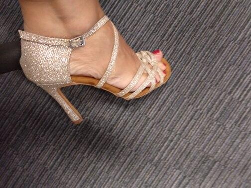 Sapatos de dança Senhoras Evkoodance Menina