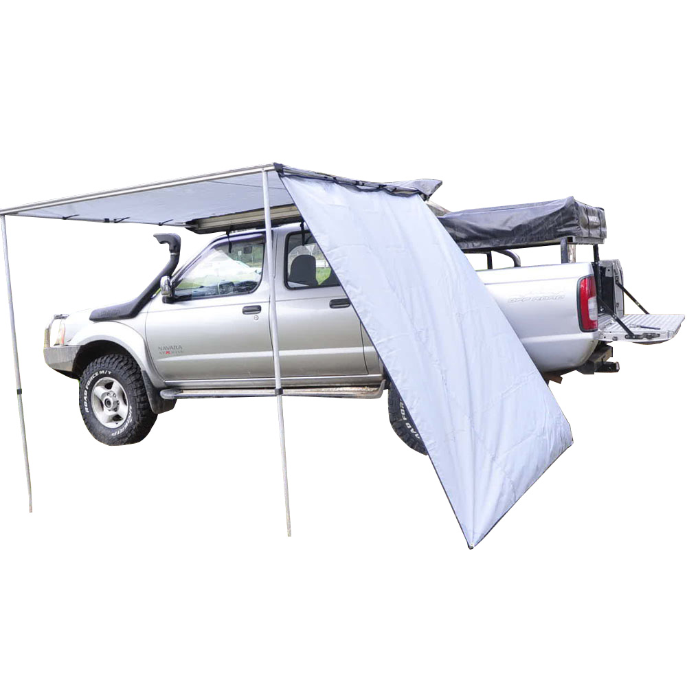 NEW 2.5M x 3M AWNINGS TENT for car + EXTENSION CAMPER ...