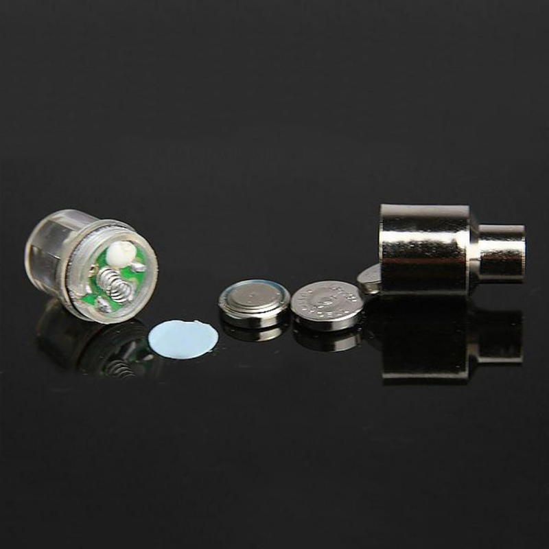 Car Tire Light Valve Light Colorful Hot Wheels Sensation Wheel Light in Interior Mouldings from Automobiles Motorcycles