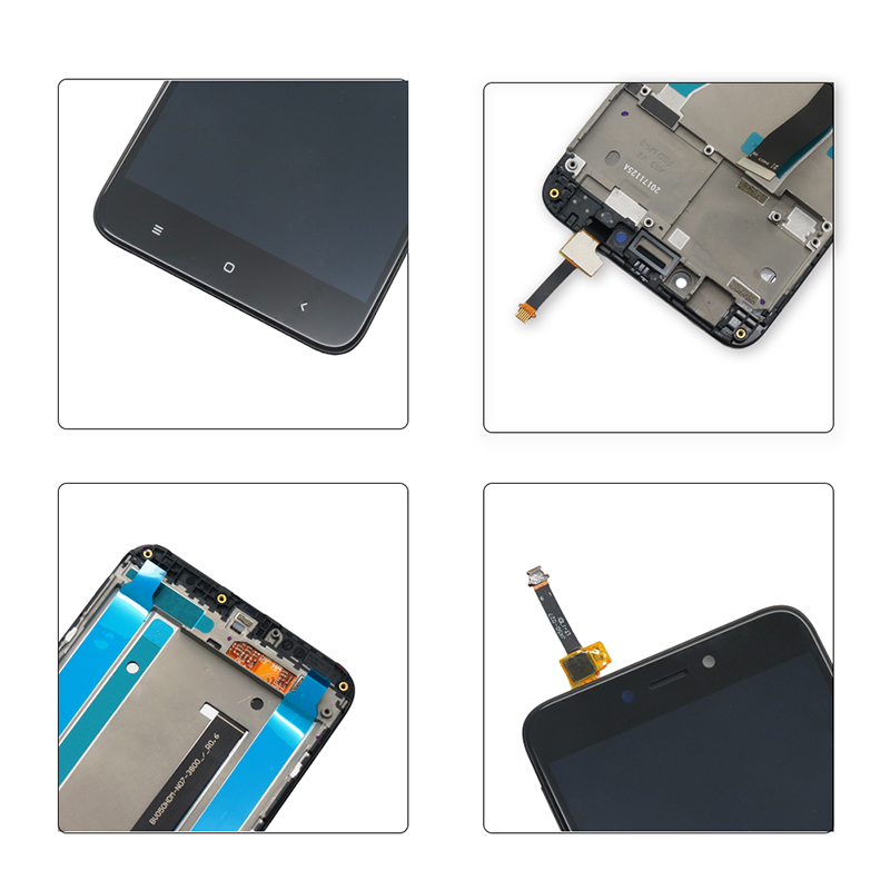 """Image 4 - Original 5.0"""" LCD For Xiaomi Redmi 4X LCD Display Touch Screen Replacement with frame For Redmi 4X Pro Digiziter Assembly parts-in Mobile Phone LCD Screens from Cellphones & Telecommunications"""