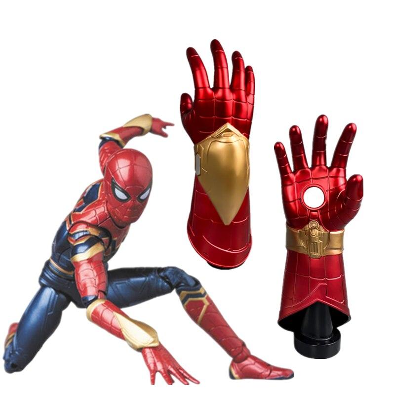 Horror-Shop Spider-Man Gloves For Children