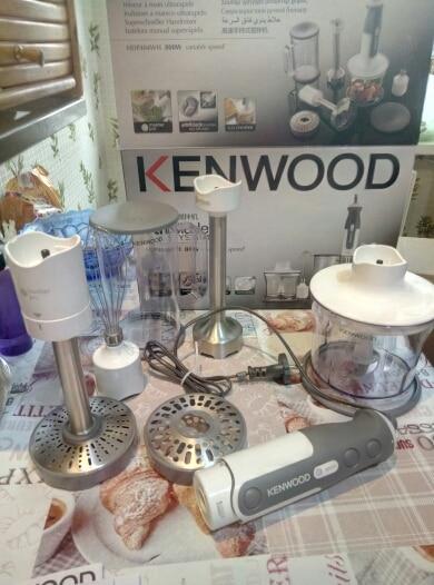 Блендер Kenwood 0W22111013 (HDP404WH)