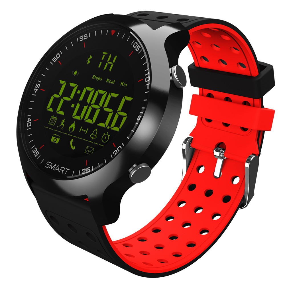 Smart Watch Men EX18 Sports Watches 5ATM Waterproof Bluetooth Swimming Smartwatch Pedometer Fitness Tracker Band Stopwatch Clock