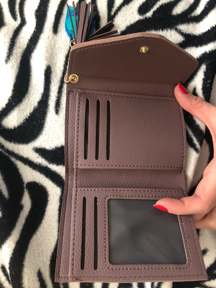держатель кредитной карты ; женщины портмоне; Стиль: Стиль: Мода;