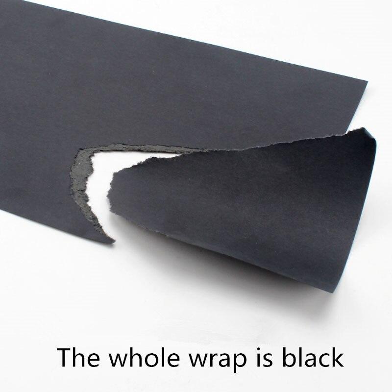 50pcs lot A3 A4 A5 Black Kraft Paper DIY Card Making 120g 150g 180g 250g 300g 400g Craft Paper Thick Paperboard Cardboard in Copy Paper from Office School Supplies