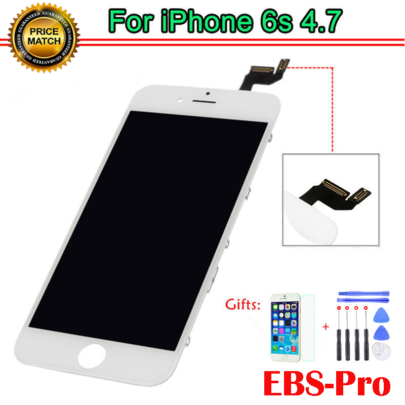 EBS Pro Quality For iPhone 6S LCD Display Screen With 3D Touch With OEM Brightness/Color Temperature/Hydrophobic Effect