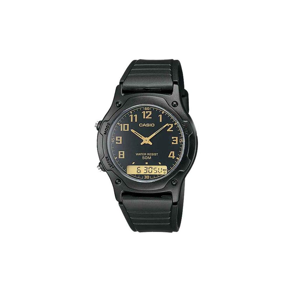 Наручные часы Casio AW 49H 1B мужские кварцевые-in Спортивные часы from Часы on Aliexpresscom  Alibaba Group