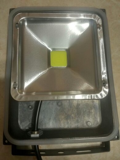 Motion Sensor LED Flood Light 10W 30W 50W 220V Floodlights Lamp Reflector foco led exterior Waterproof IP65 Outdoor Spot Light
