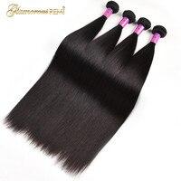 8A Grade Peruvian Virgin Hair Straight 3 Bundles 100% Human Hair Extension Peruvian Silky Straight Hair Weave Bundles Deals