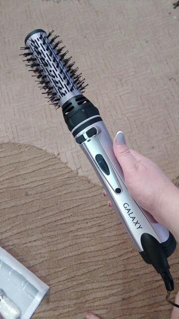 Hairdryer brush Galaxy GL 4404