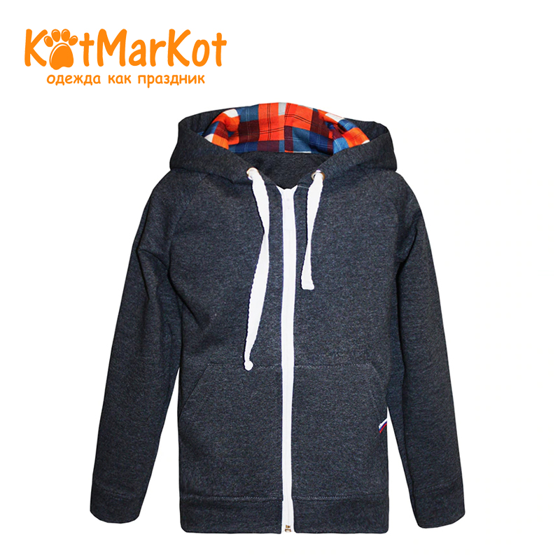 Фото - Hoodie Kotmarkot 20850 children clothing for boys kid clothes the children s place little boys striped hoodie