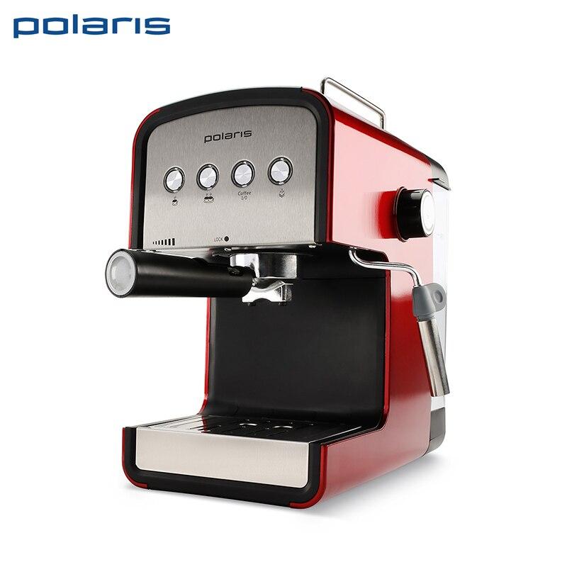 Купить со скидкой Кофеварка POLARIS PCM 1516E Adore Crema