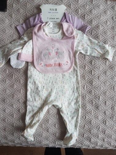 Conjuntos de roupas concurso recém-nascido crianças
