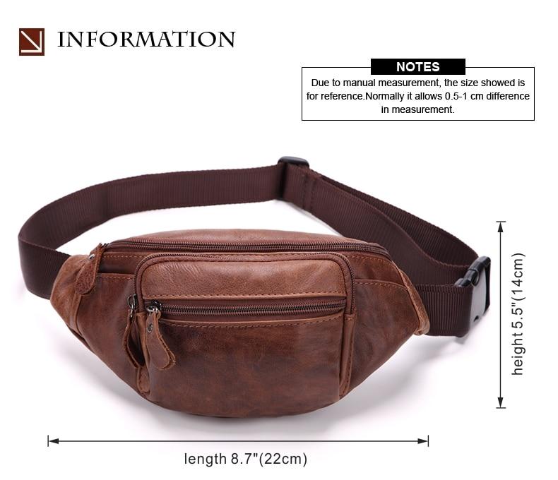 Bag Leather 2019 Waist 4