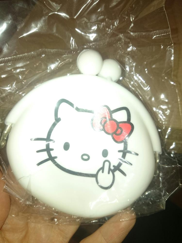 2019 New Fashion Lovely Kawaii Candy Color Cartoon Animal Women Girls Wallet Multicolor Jelly Silicone Coin Bag Purse Kid Gift photo review