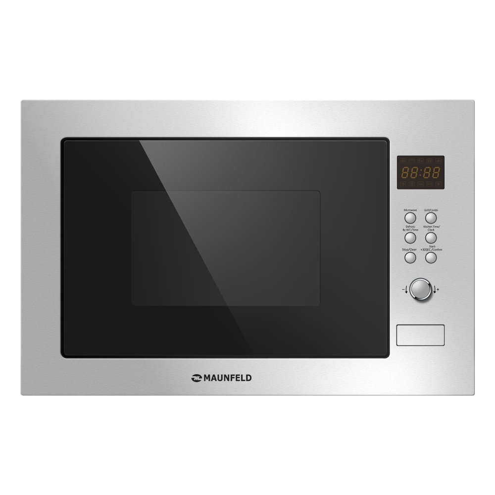 Microwave oven MAUNFELD MBMO.25.8S stainless steel