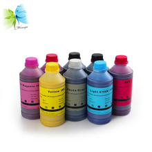 все цены на Winnerjet 1000ML per bottle 8 colors pigment ink for Hp Designjet Z6200 Z6600 Z6800 printer replacement high quality ink онлайн