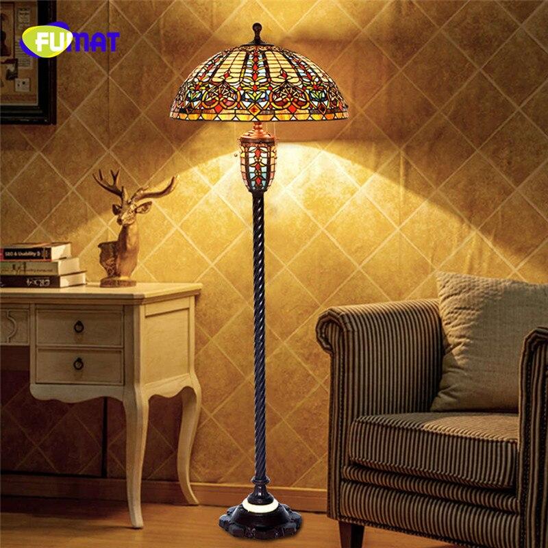 Fumat Vintage Floor Lamp For Living