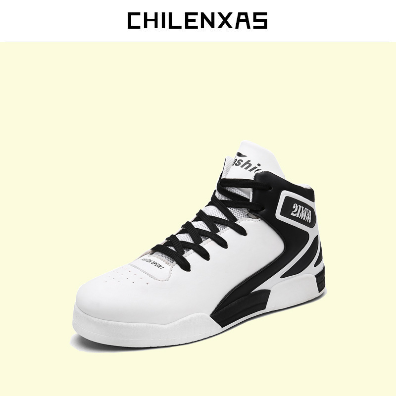CHILENXAS 2017 font b Casual b font font b Shoes b font Men Leather Autumn Winter